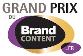 Grand Prix du Brand Content Logo